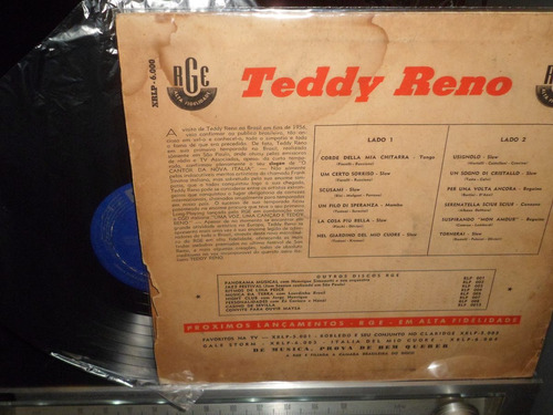 teddy reno - scusami