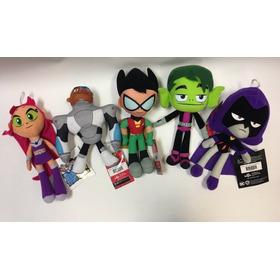 Teen Titans Go Pelúcia - Todos