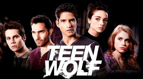 Resultado de imagen para teen wolf serie