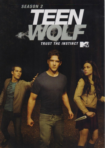 teen wolf trust the instinct segunda temporada 2 dos dvd