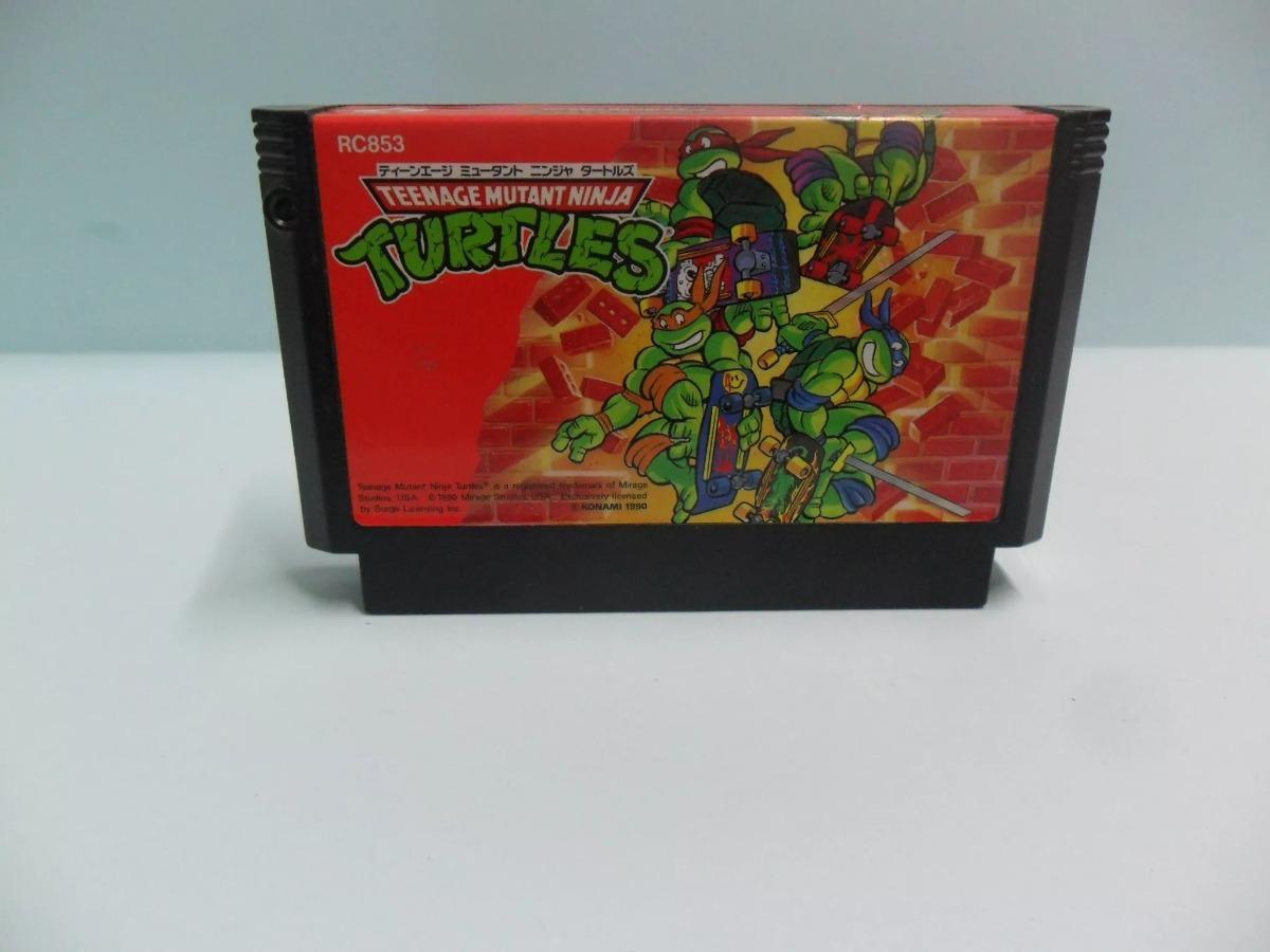 Teenage Mutant Ninja Turtles ( Tmnt 2:the Arcade Game) Nes