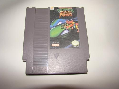teenage mutant ninja turtles tournament fighters nes,reprocv