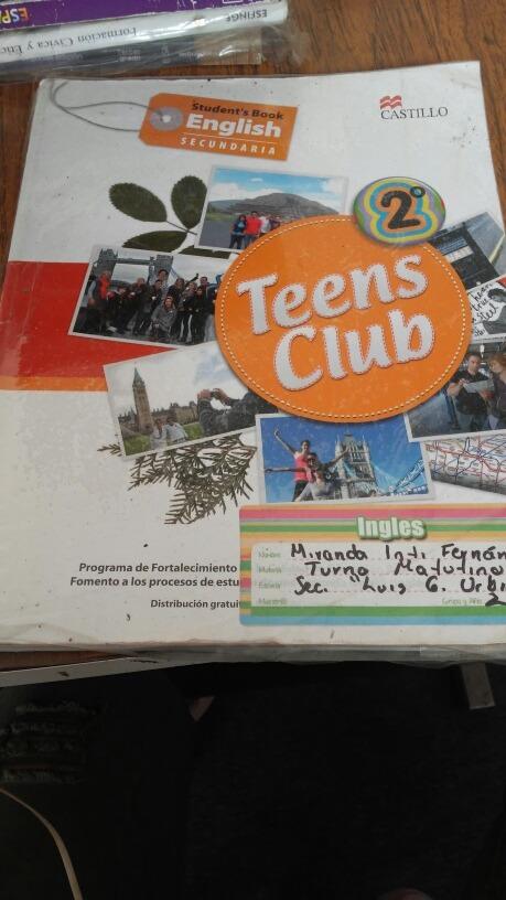2 english teens