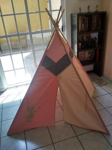 teepe casa de acampar de niñas marca kgoo original