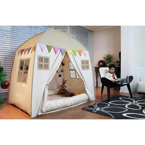 teepee casita indios plegable casa de campaña niños