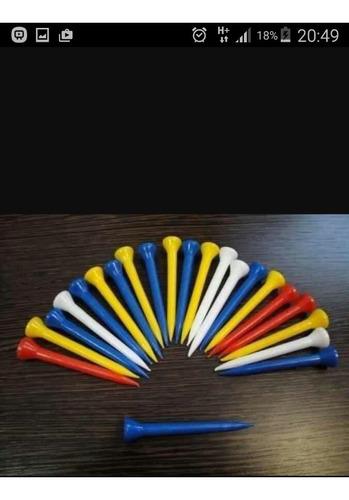 tees plásticos de golf x 1000!!!!!