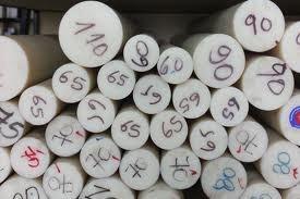 teflon en barras y laminas 100 % virgen uso industrial