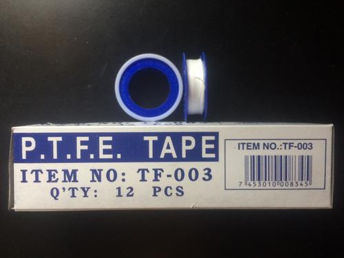 teflon profesional 1/2 tf-003  somos tienda -