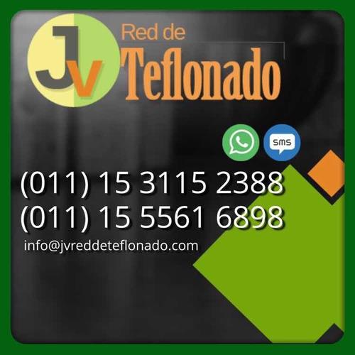 teflonados: jvreddeteflonado reparación de ollas y sartenes