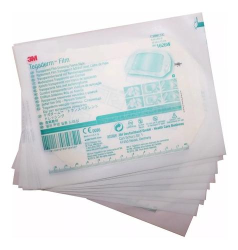 tegaderm film impermeable aposito transparente  3m 10 x 12cm