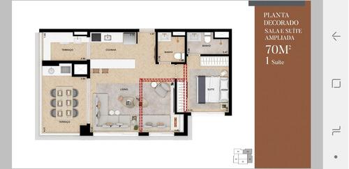 tegra aptos 70m² jardins 2 dorm 1 suíte, duplex 62m² 1 vaga