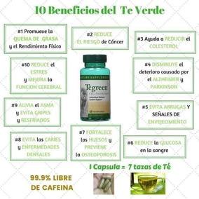 Te Verde Para Adelgazar Capsulas - Farmacia en Mercado Libre
