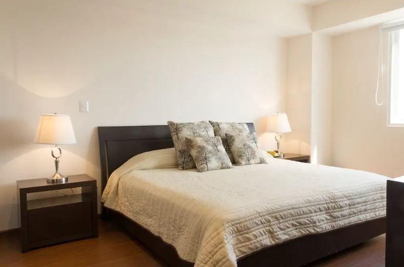 teide residencial, renta depto. de lujo amueblado y equipado
