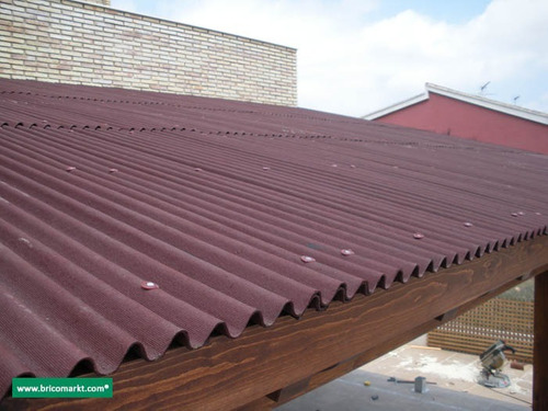 teja thermoacustica para hogares, bodegas y casas campestres