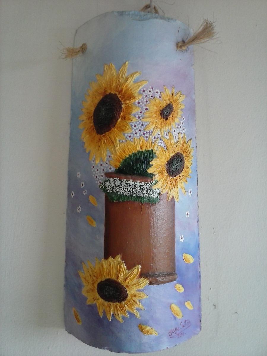 Tejas decoradas bs 30 00 en mercado libre for Puertas de tejas decoradas