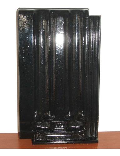 tejas esmaltadas negro brillante oferta !!!!