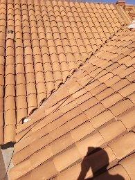 tejas, instalación y reparación de techumbres