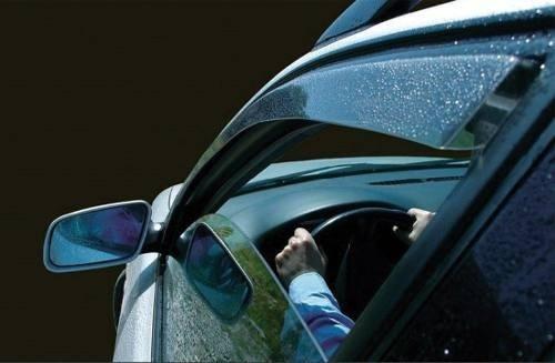 tejas o deflectores de ford fiesta supercharger 2005-2008