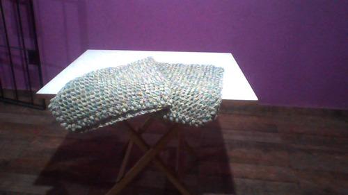 tejido al crochet