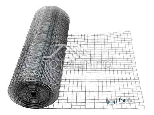 tejido electrosoldado 50x50mm por 1 m² calibre 16 malla