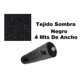 Tejido Malla Sombra 80% 4mt De Ancho Precio X Mt Lineal