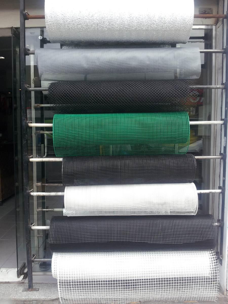 Tejido Mosquitero De Pvc Plastico Reforzado X 1 20 Ancho 103  # Muebles Tejidos De Plastico