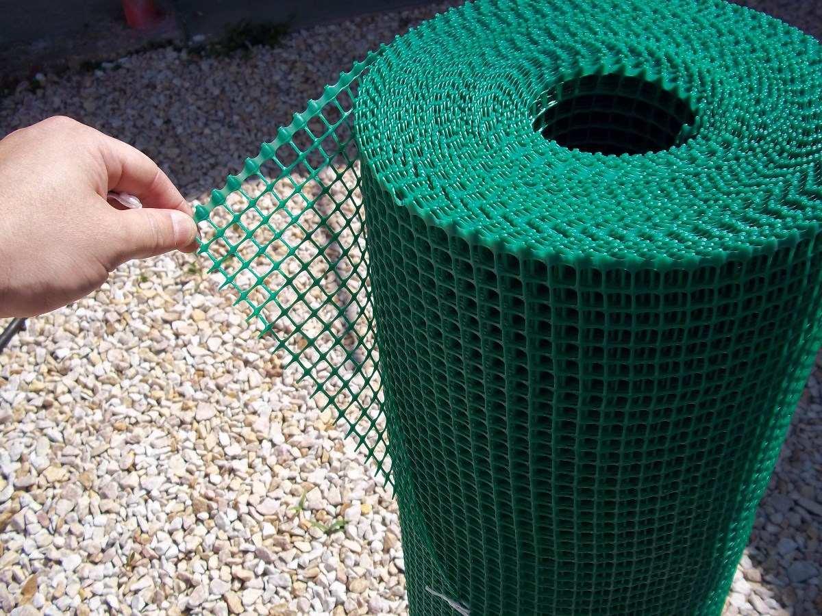 Tejido Pl Stico Protecci N Balc N Jardines Cercos Excelente  # Muebles Tejidos De Plastico