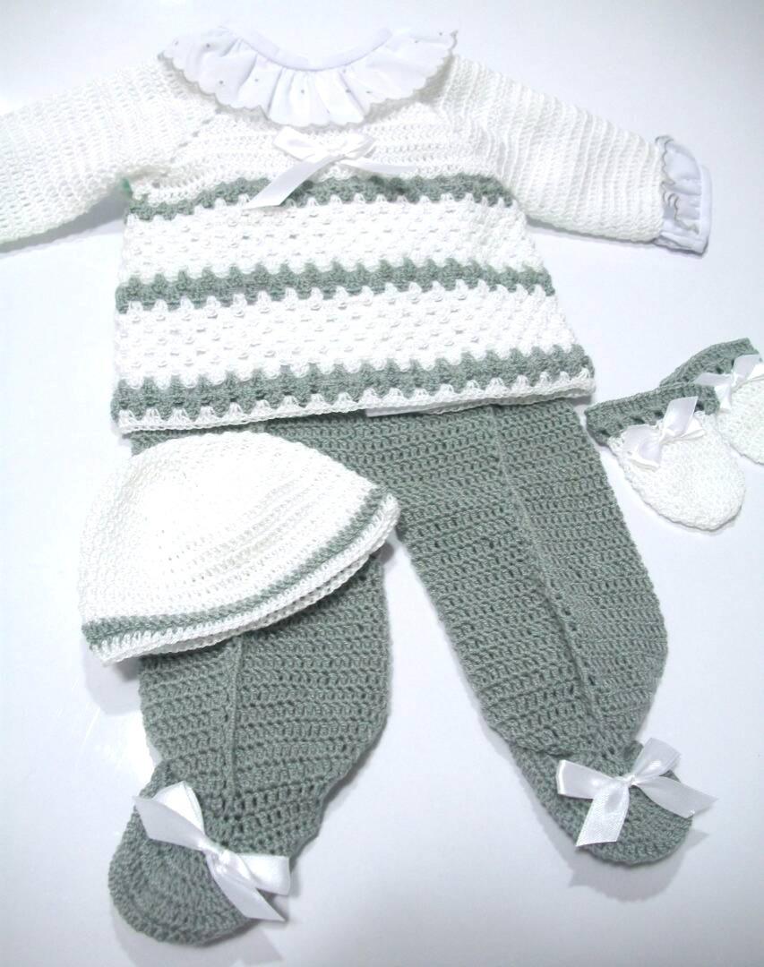 Tejidos A Mano Para Recien Nacidos Crochet - $ 50.000 en Mercado Libre