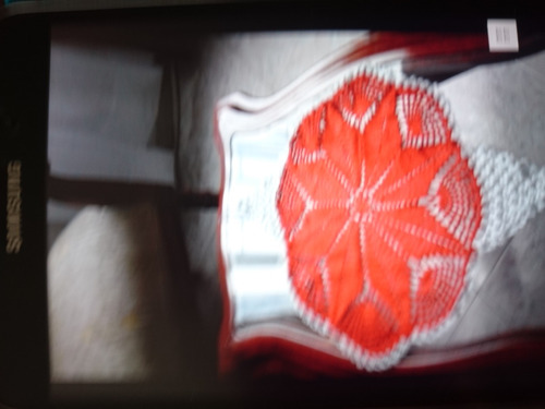 tejidos crochet carpetas y caminos de mesa