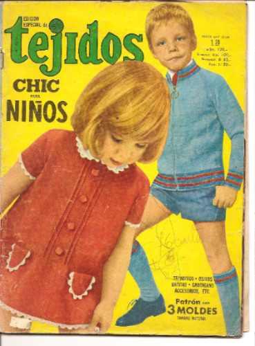 tejidos. n° 33/14. mayo. 1970