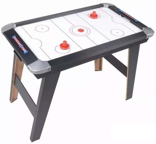 tejo - mesa de juego tejo + sistema aire  juego salon hockey
