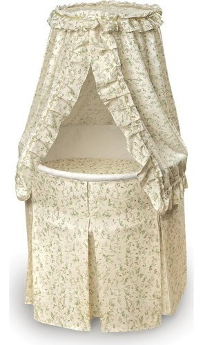 tejón cesta emperatriz redondo bebé moisés