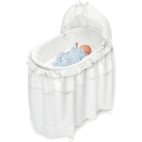 tejón cesta moisés portátil con la base de la caja de