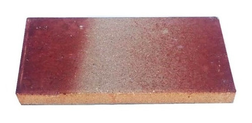 tejuela refractaria color 2cm x10 unid. p/ parrilla fara nº5