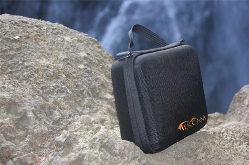 tekcam funda bolsa protectora con agua eva resistente