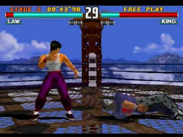 gon tekken 3 game download