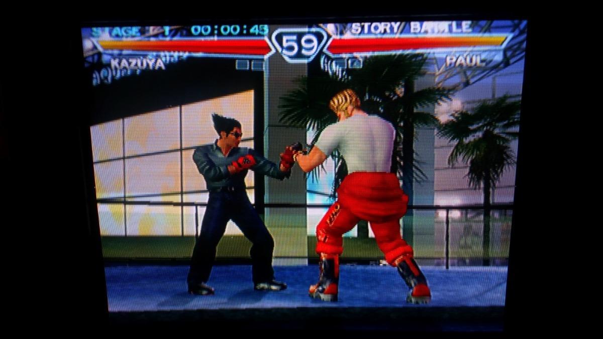 Tekken 4 Ps2 17 000 En Mercado Libre