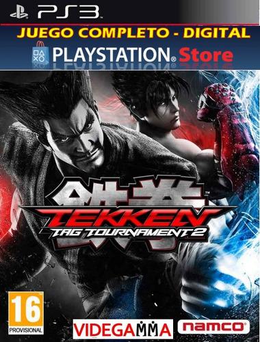 tekken tag tournament 2 - playstation 3