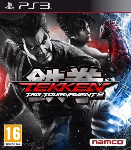 tekken tag tournament 2 ~ ps3 digital español