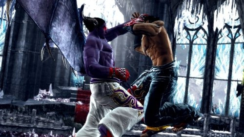 tekken tag tournament 2 x360