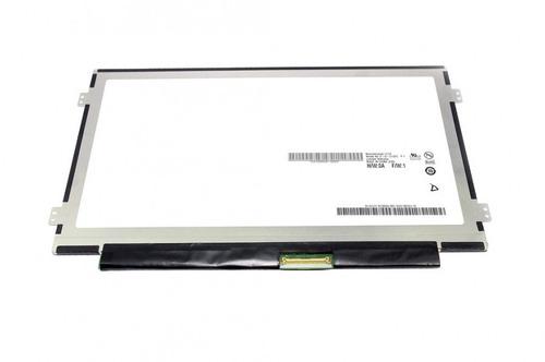 tela 10.1  led para notebook gateway lt2704e   brilhante