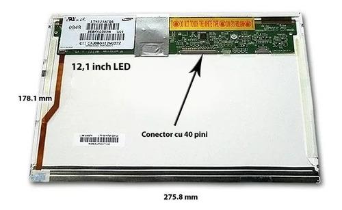 tela 12.1 led b121ew09 ltn121at06 lp121wx3 n121ib-l06