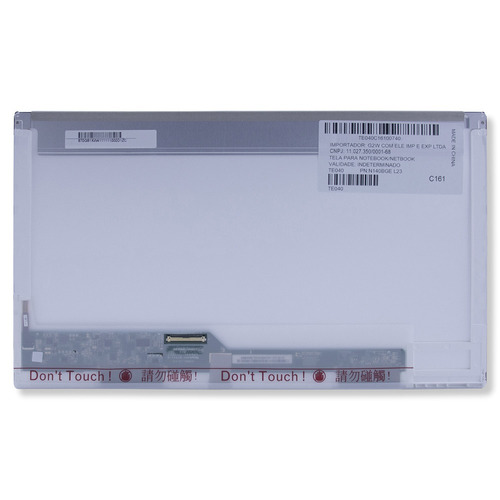 tela 14 led para notebook gateway nv series nv44