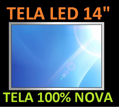 tela 14.0 led 14 acer aspire 4535 4540 4736z - lp140wh1 tl a