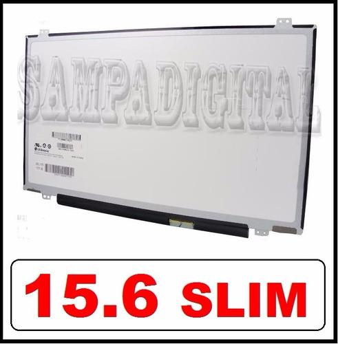 tela 15.6 led slim para sony vaio sve15125cxs sve15125cbw