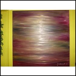 tela a óleo 110x110