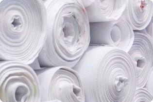 tela acrocel blanco exelente calidad por rollo x 1,60m ancho