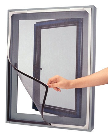 tela anti mosquito para janelas proteção dengue kit 2 unid