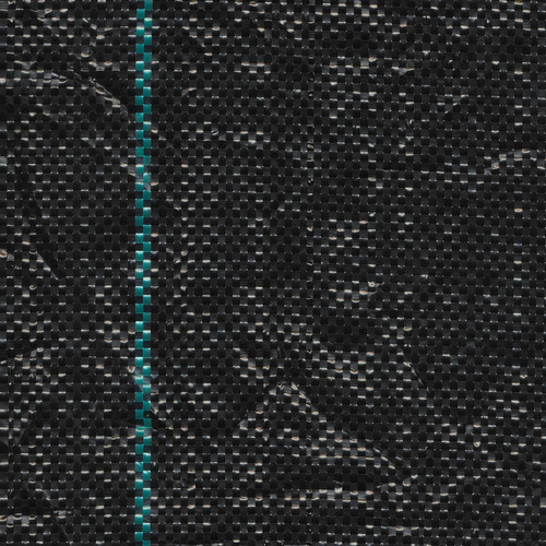 tela antimaleza o ground cover color negro de 1,40 x 400 m