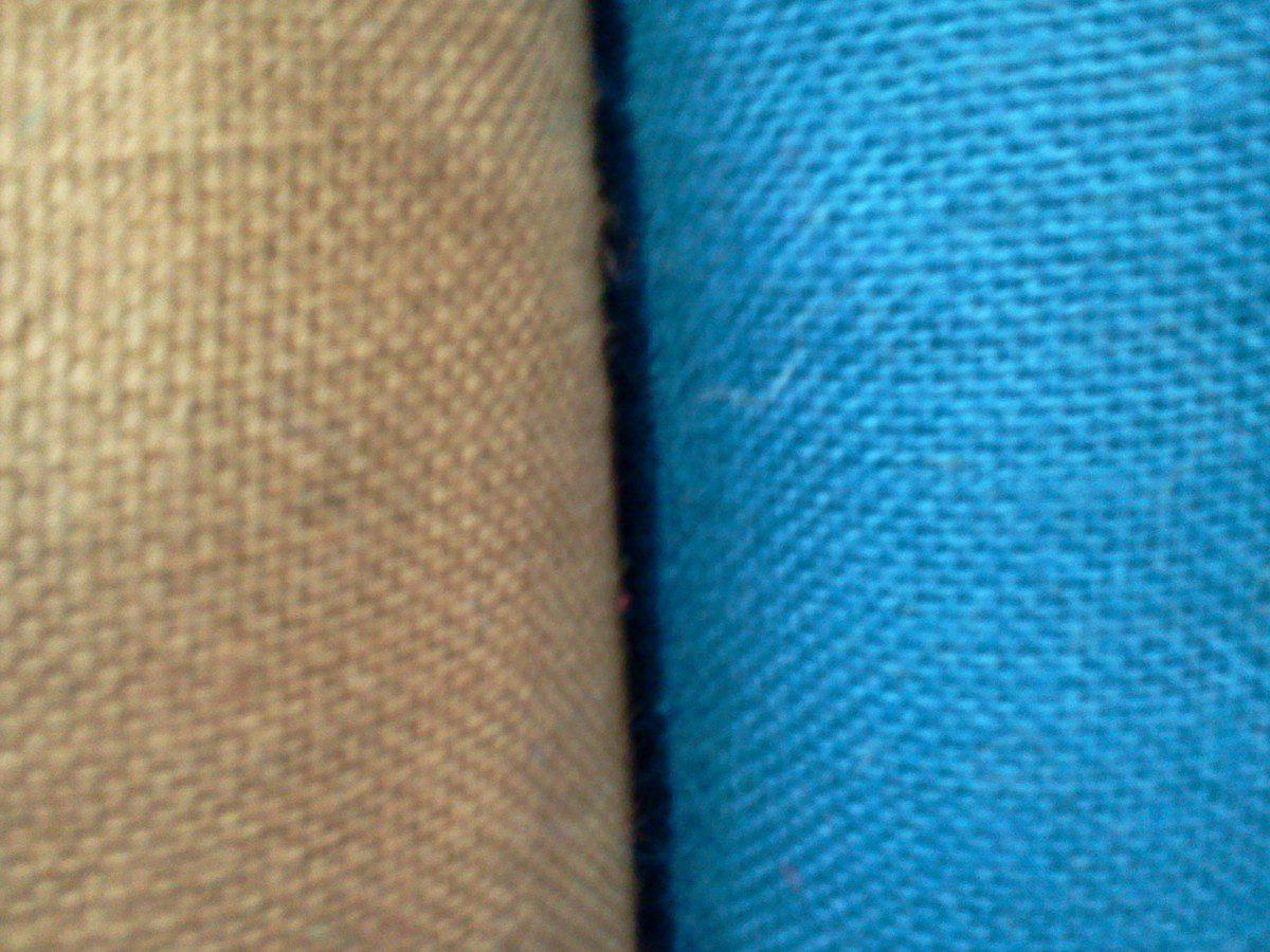 tela arpillera color por 1mts. Cargando zoom. e5601ddd4404